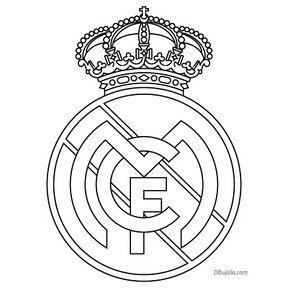 Real De Madrid Escudo Del Real Madrid Dibujos Del Real Madrid Logo Del Real Madrid