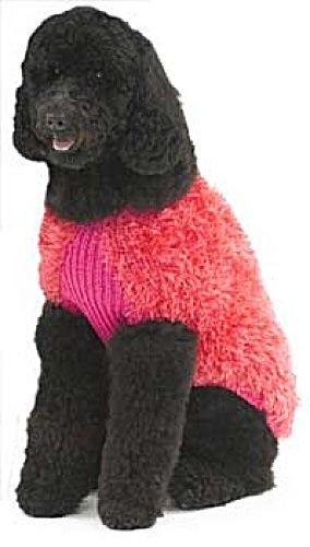 Knit Dog Fur Coat Free Pattern In Small Medium Large