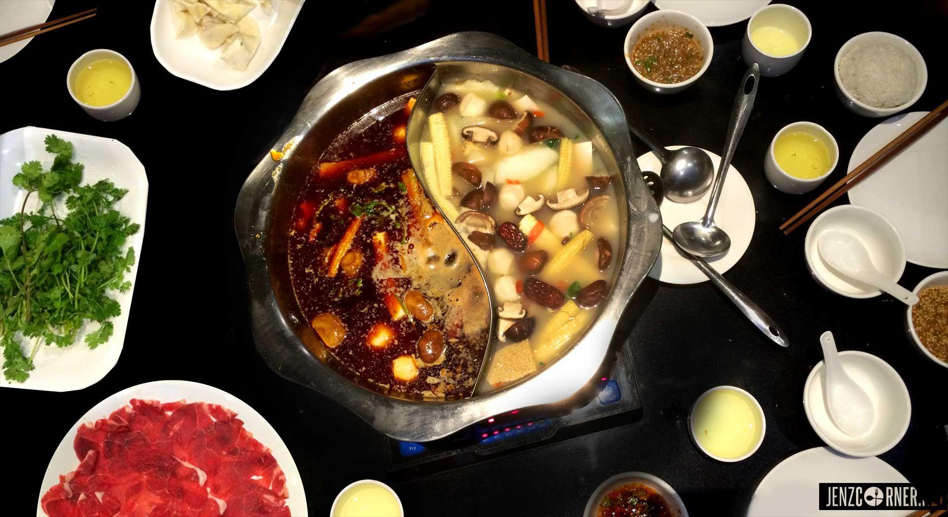 Sichuan Palace S Hot Pot Jakarta Apartemen