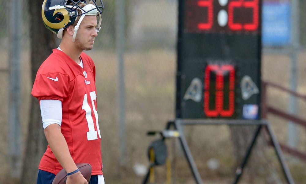 Rams 53 Man Roster Prediction Quarterbacks Jared Goff Quarterback Usa Today Sports