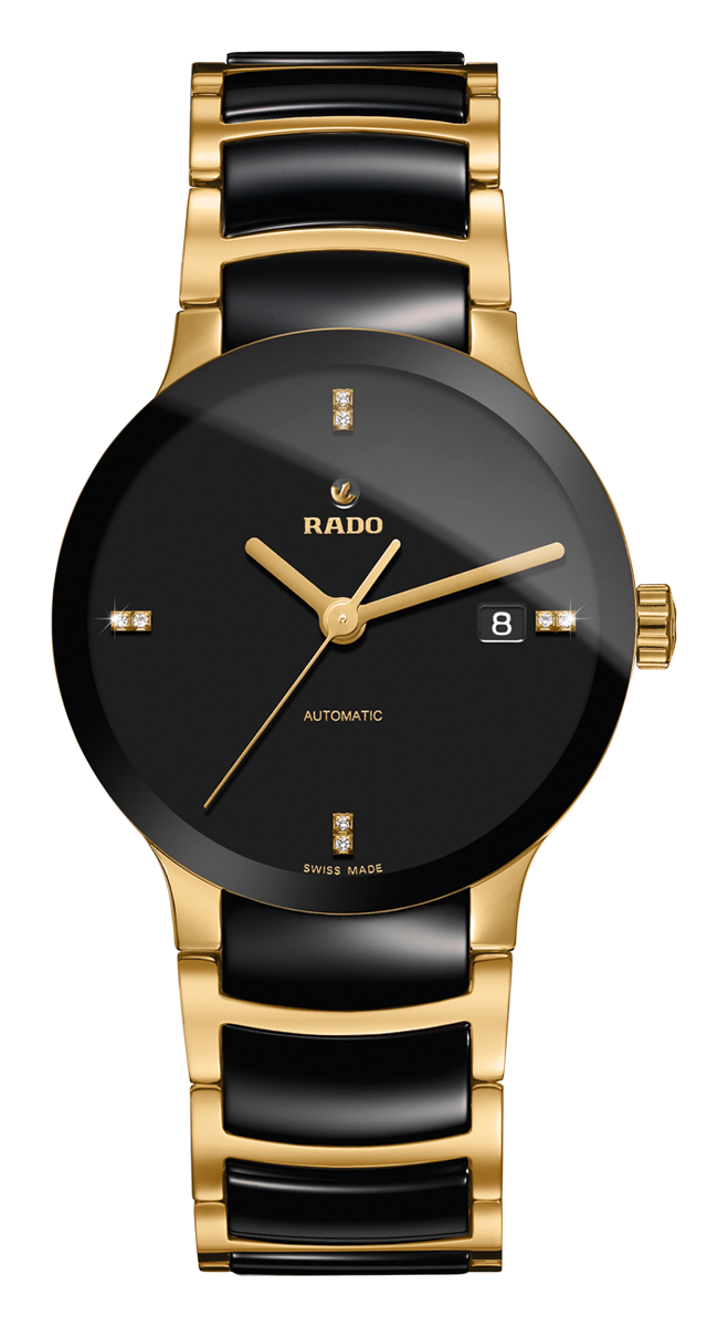 Rado Centrix Automatic Diamonds R30035712 Free Shipping In Canada Authorized Canadian Rado Dealer Reloj De Pulsera Hombre Reloj Rado Reloj