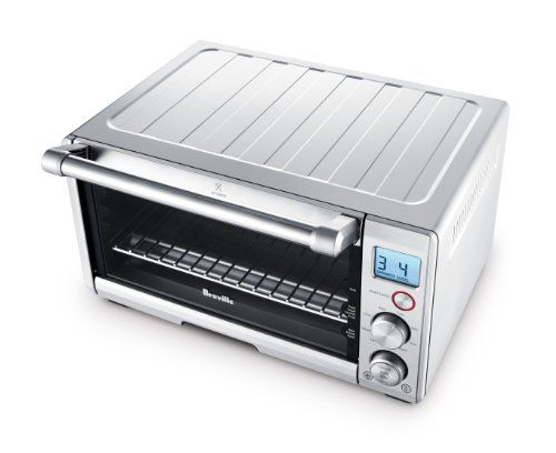 Breville Bov650xl Compact 1800w Toaster Oven Smart Oven Toaster