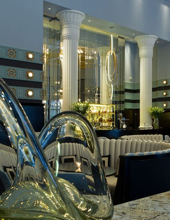 Hotel Bristol - ARID - KK - piano bar hotel lobbies Pinterest - hotel appartements luxuriose einrichtung hard rock hotel las vegas