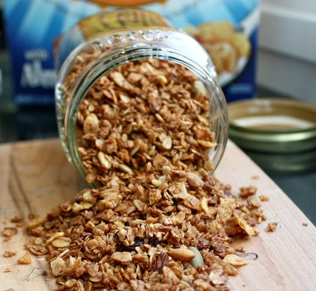 honey bunches of oats granola from Cannella Vita