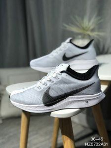 9a99603c663 Mens Womens Nike Air Zoom Pegasus 35 Turbo White Black Running Shoes ...