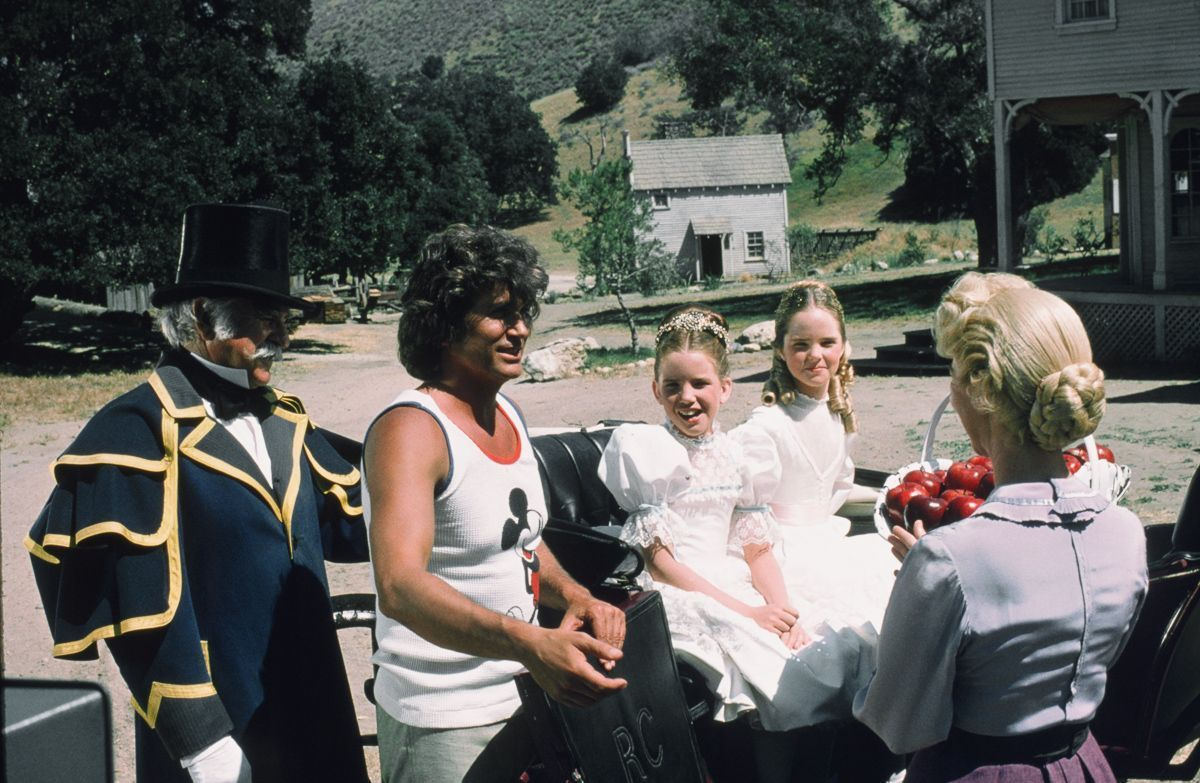behind the scenes of tv classic 'little house on the prairie