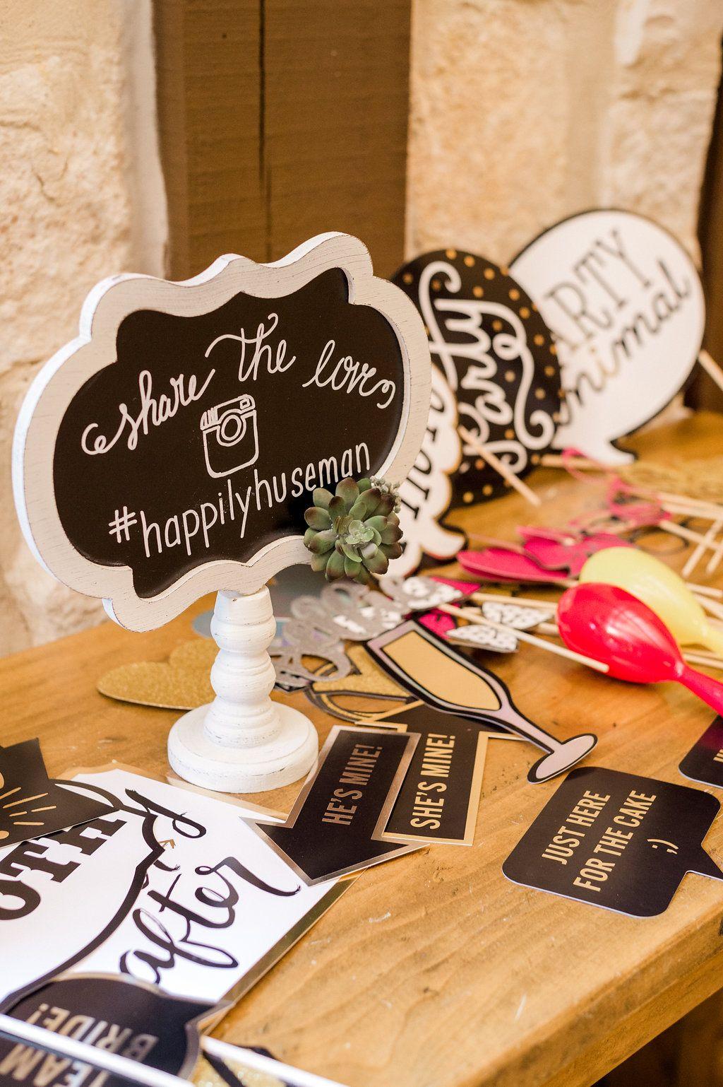 wedding reception signs diy