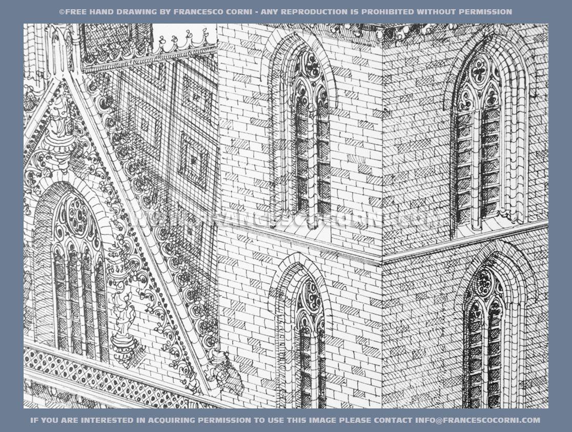 Číslovaných výtisků: Basel - Katedrála