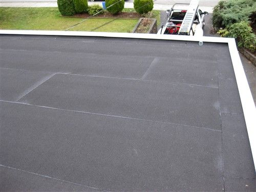 Benefits Of Flat Roof Construction There Is A Common Misconception Among Many Home Im Modified Bitumen Roofing Flat Roof Problems Home Improvement Contractors