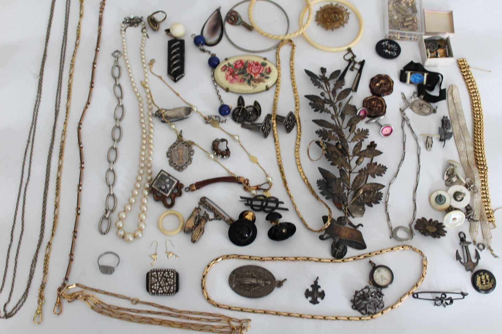 lot bijoux argent gros