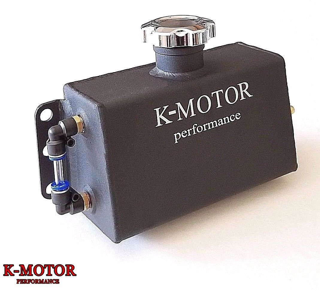 Aluminum Overflow Water Coolant Tank Reservoir Cooling Radiator Who Makes Honda 500ml Catch Kmotor Performance