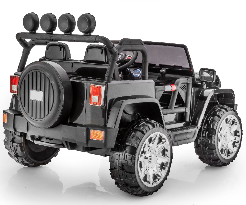 Magic Cars 2 Seater Big Class Ride On Rc Jeep Style 24 Volt
