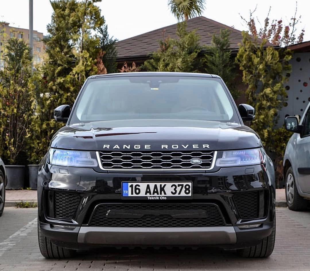 The all new Range Rover Sport 2018!! 💯😍😎👅🙏 . . med___land