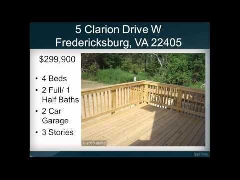 5 Clarion Dr W Fredericksburg Va 22405 5 Clarion Dr W