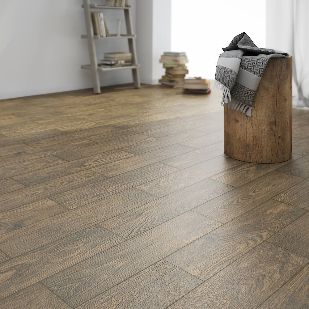 Browse The Stunning Oslo Dark Wood Tiles Online And Transform Your Bathroom Can Be Used On Walls And Flo Wood Effect Floor Tiles Ceramic Floor Tile Tile Floor