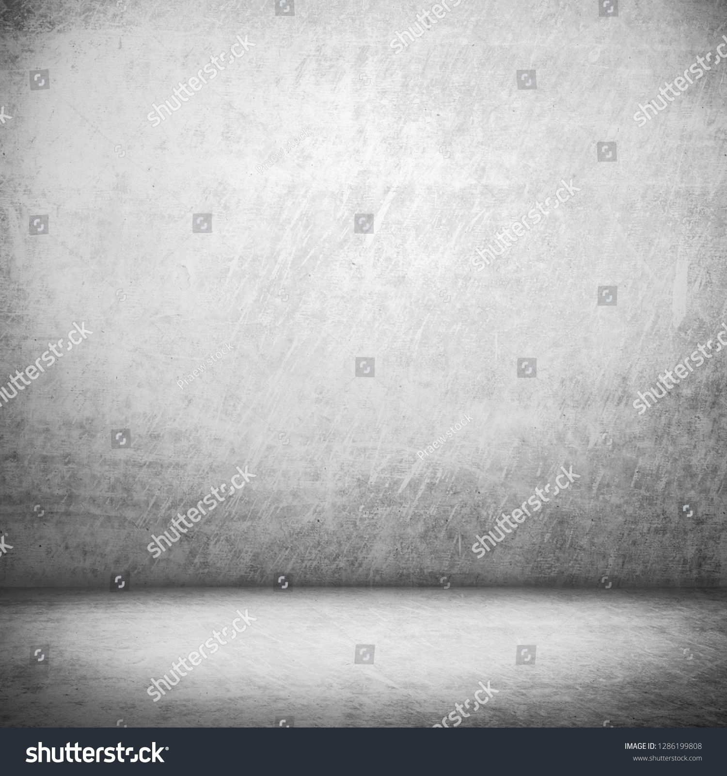 Abstract Grungy White Concrete Wall Texture Background Gray Wall And Floor Interior Backdrop For Design Art Concrete Wall Texture White Concrete Concrete Wall