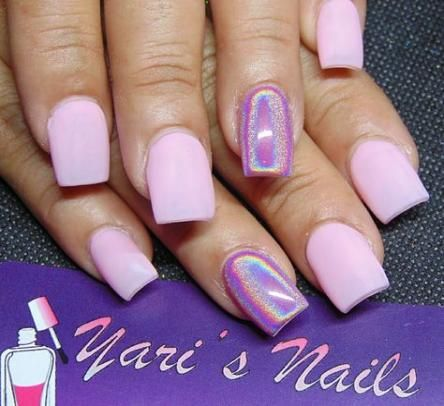 25 ideas nails short pink simple nails  pink nails