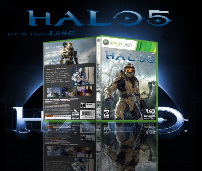 Halo 5 è già in preparazione all'uscita su x box 360 e one e