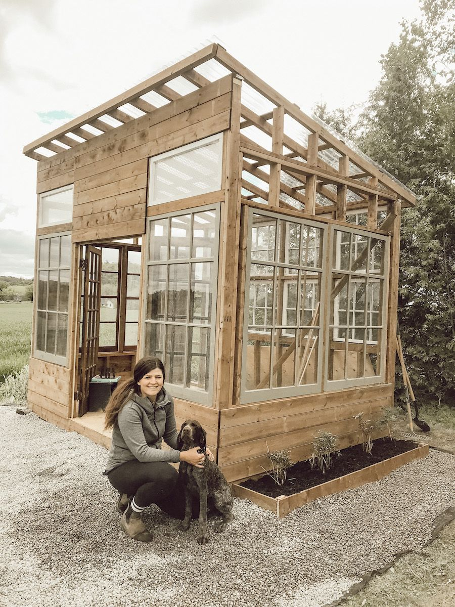 Photo of How I Built my Dream Greenhouse – Arrows & Twine
