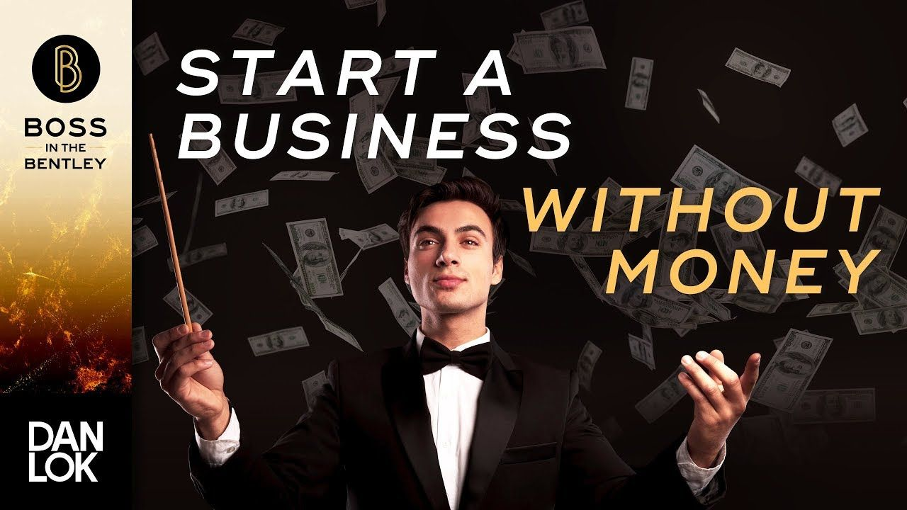 How To Start A Business Without Money Boss In The