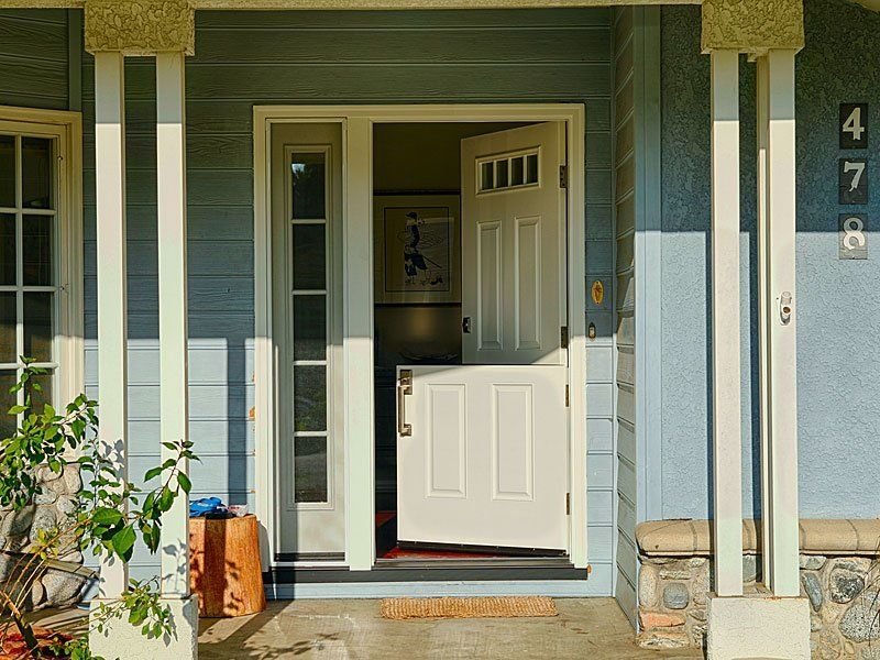 Dutch Doors Orange County Fiberglass Entry Doors Front Entry Doors Entry Doors