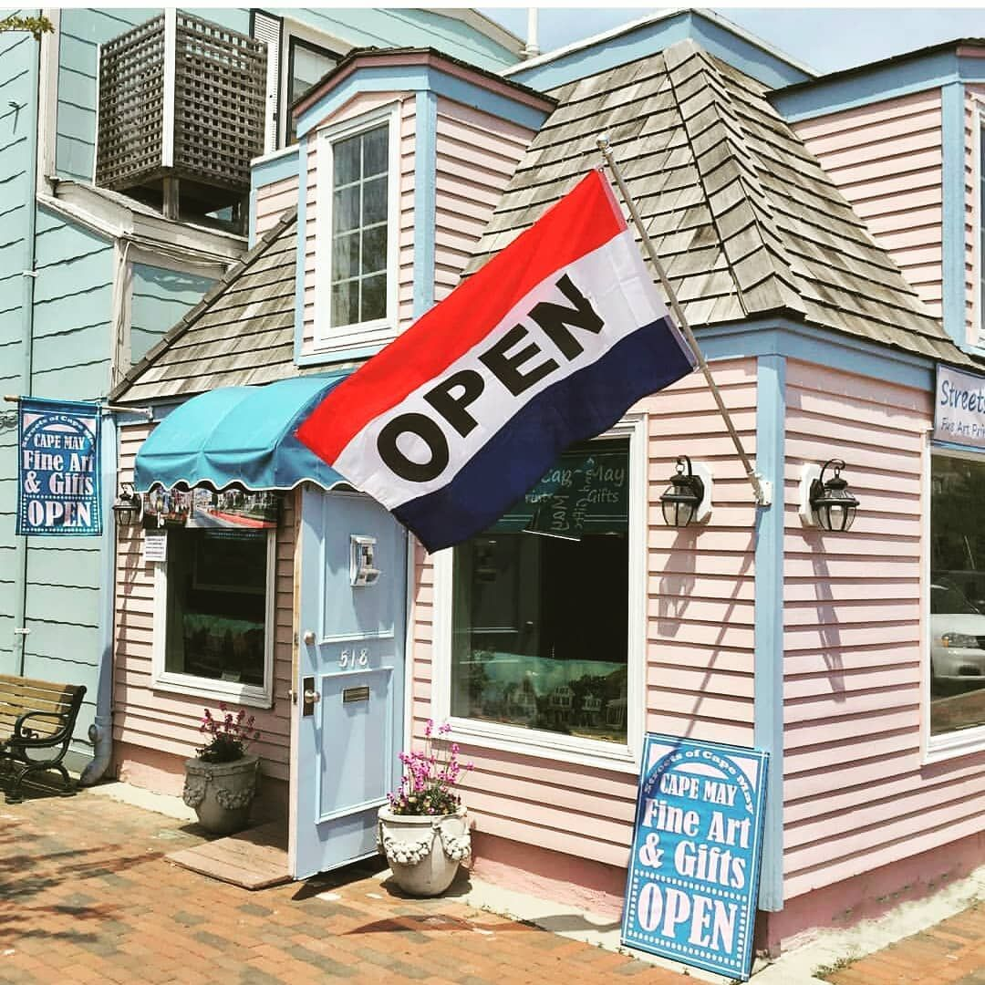 Shopping In Cape May Nj Is A Must Http Periwinkleinn Com Cape May Road Trip New Jersey
