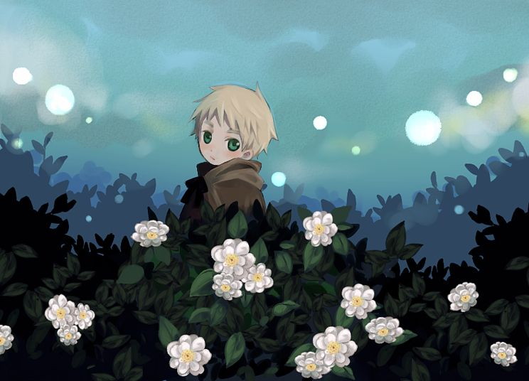 Young Arthur - Art by Na on Pixiv, found via Zerochan