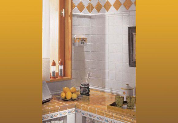 Cocinas de concreto y ceramica buscar con google - Ceramica para cocinas ...