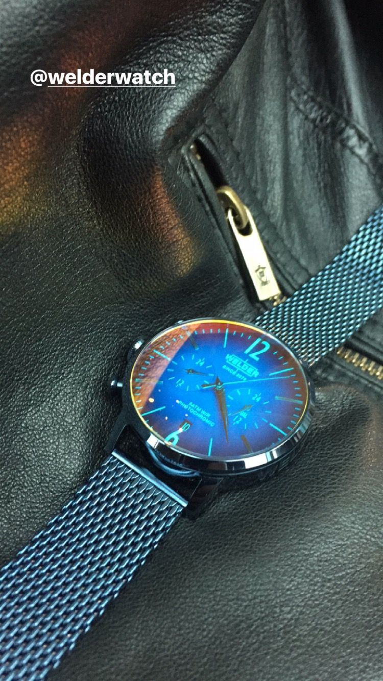 New WELDER Moody Collection only by \u201cKOUTIS\u201d Fine Jewelry \u0026 Watches Store
