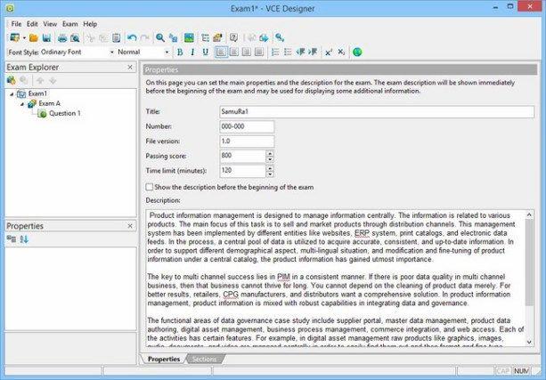 vce exam simulator 2.2.4 keygen