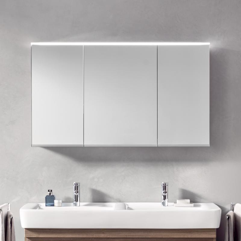 Geberit Option Ein Echter Hingucker Mit Einer Ganzen Reihe An Tollen Funktionen Fur Ordnung In Ihrem Bad Ist Der G Spiegelschrank Schrank Spiegelschrank Bad