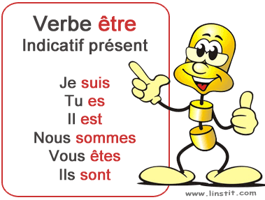Toute La Conjugaison Verbe Etre Conjugaison Et Exercices In 2020 Too Cool For School French Language Learning Teaching French
