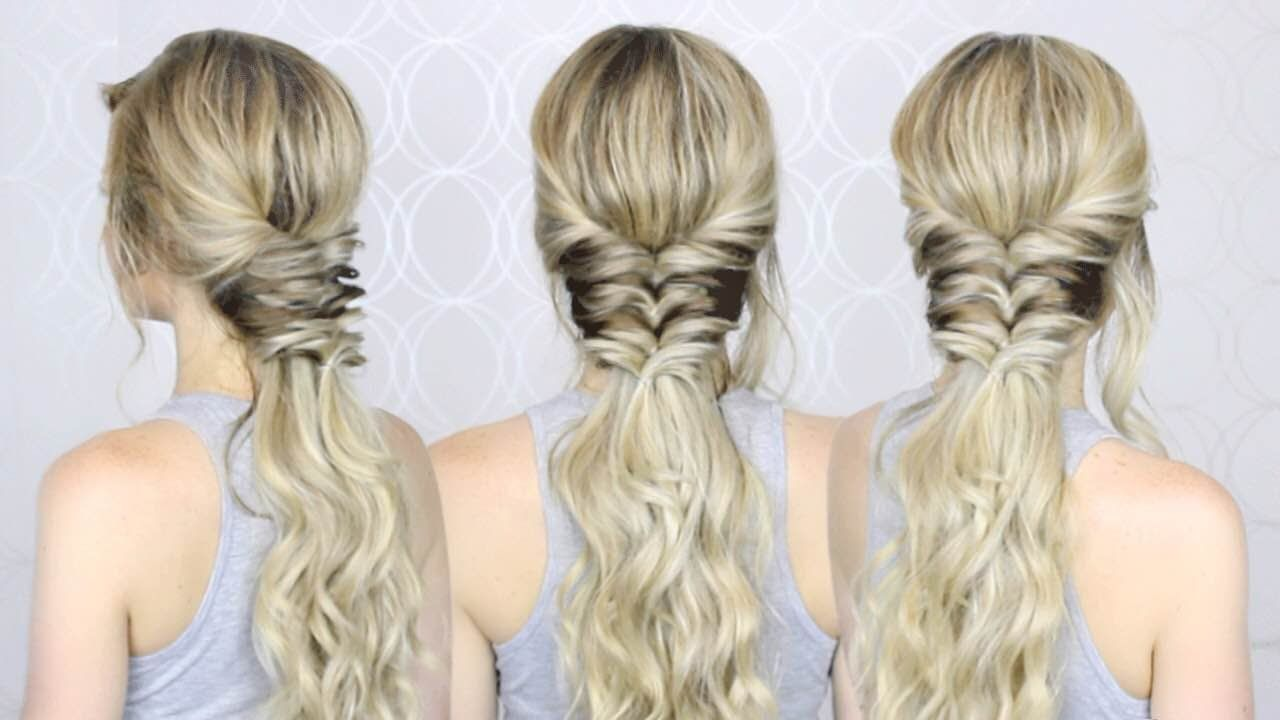 50+ Topsy tail hairstyles for short hair ideas in 2021