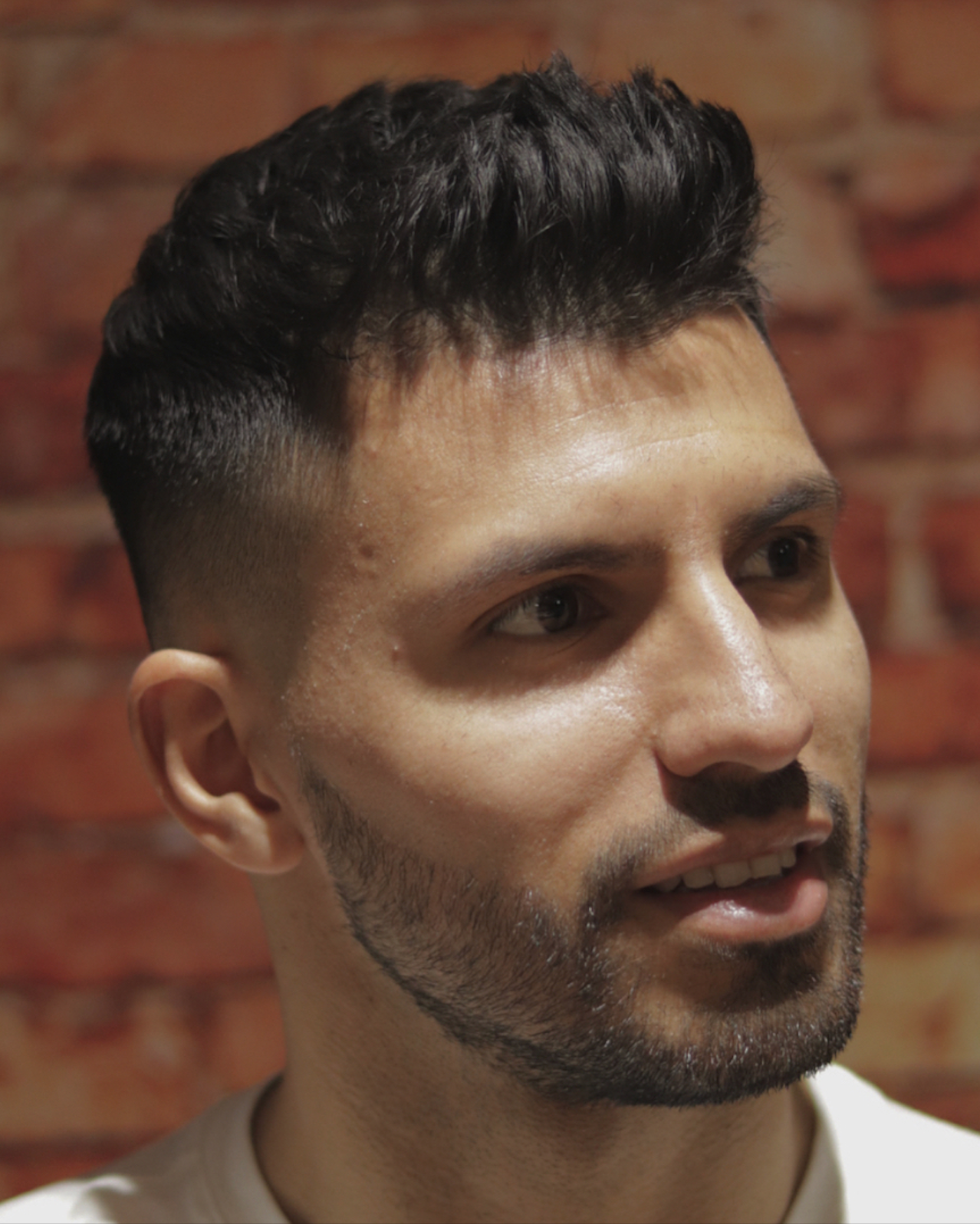 Sergiokunaguero Sergio Kun Aguero Sergio Kunaguero Men Haircut Styles Mens Haircuts Short Mens Hairstyles Short
