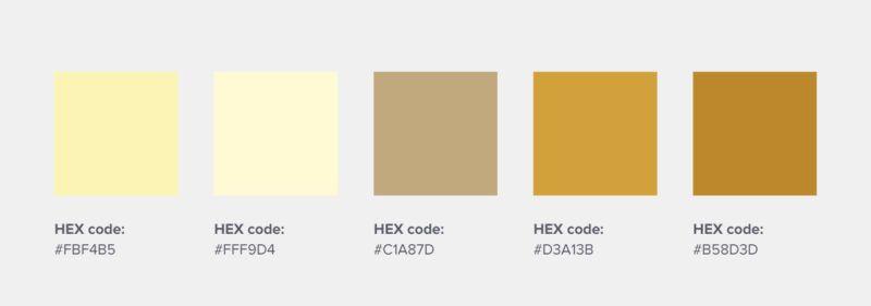 Https Piktochart Com Blog Inspirational Brand Colors Hex Color Palette Brand Color Palette Color Palette Design