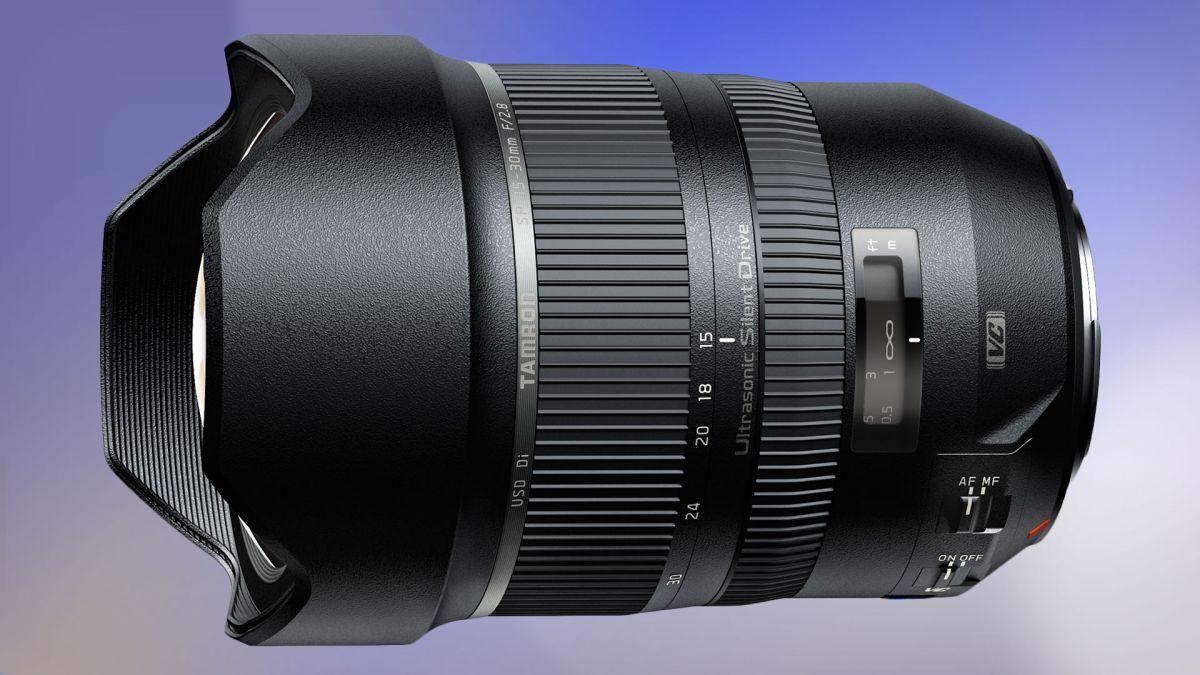 The Super Wide Tamron 15 30mm F 2 8 Lens Could Suit The Narrower Wallet Zoom Lens Dslr Lenses Lens