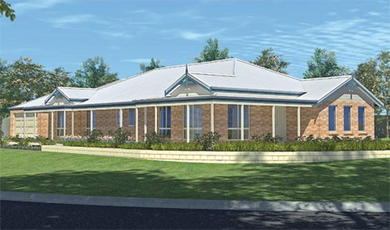WA Country Builders Pty. Ltd. Home Designs: The Somerset. Visit www ...