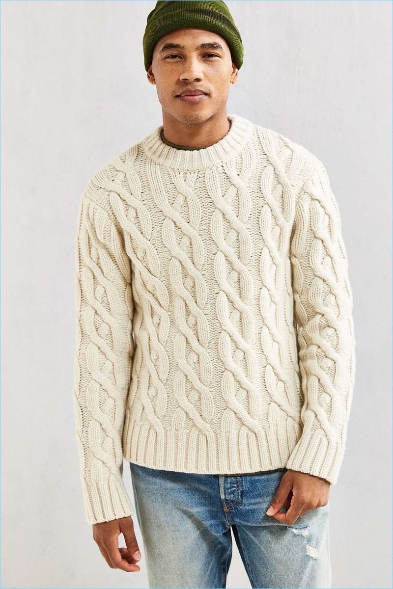 Urban Outfitters Sale Take 25% Off Men\u0027s Cold Weather Fashions