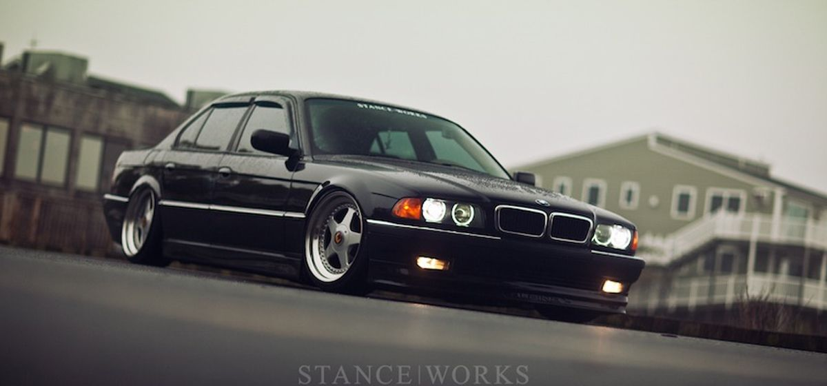 Weve Made No Attempt To Hide The Fact That Here At StanceWorks We Are A Diehard Group Of BMW Fans
