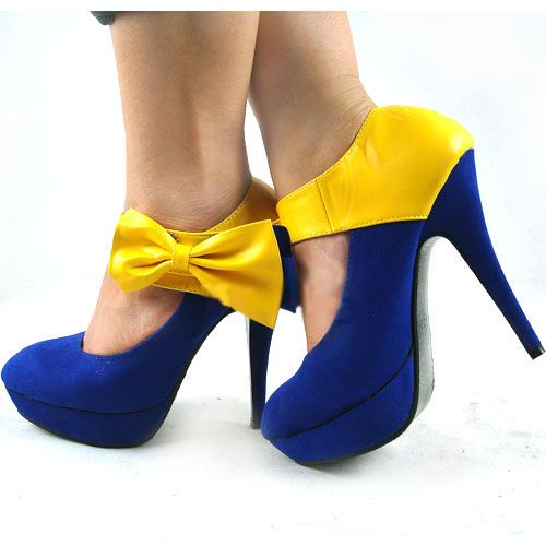 Snow White Shoes :) | Bold shoes, Heels