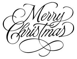 Merry Christmas In Cursive.Merry Christmas Copperplate Seasonal Christmas Ideas