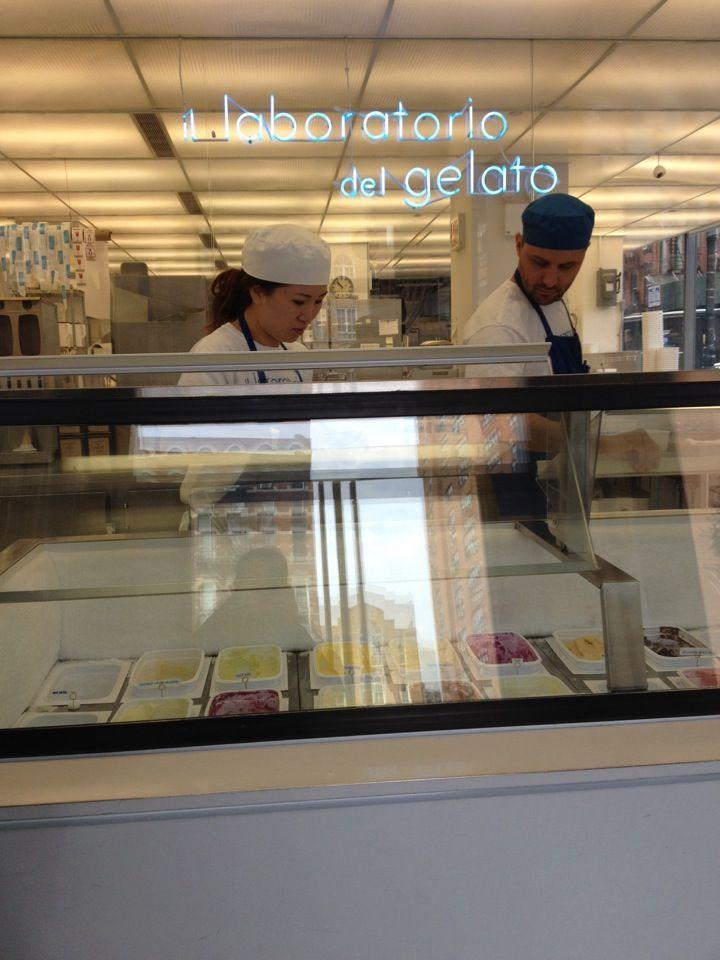 Il Laboratorio Del Gelato Ice Cream Flavors Nyc Food Gelato