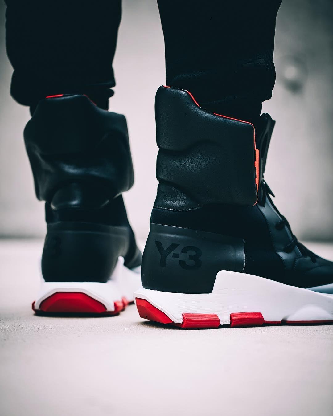 more photos beab6 bca0c Adidas y-3 noci 0003 | Men Shoe's | Trainers, Sneakers nike, Footwear