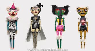 dolls - Romina Berenice Canet