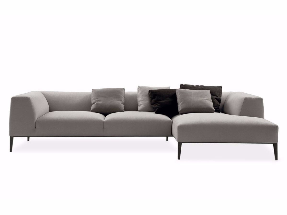 Candy Ecksofa New Jersey Metropolitan Sofa With Chaise Longue By Poliform Design Jean