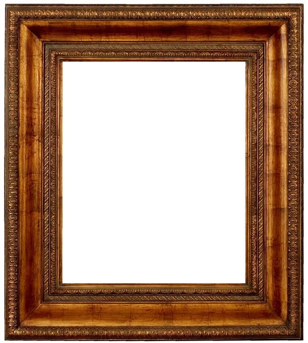 Jarvis Wide Scoop Design Burnished Gold Frame. This retails for ...