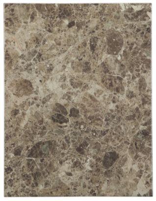 Colours Illusion Pack Of 10 Gloss Emperador Wall Floor Tiles L 360 X W 275mm 5010921420721 Ensuite Flooring Ceramic Wall Tiles B Q Diy Emperador Marble
