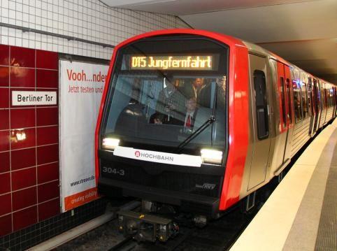 """""""Hamburg: Jungfernfahrt beim HVV""""  gefunden auf www.designrshub.com gepinned von der Hamburger Werbeagentur www.BlickeDeeler.de"""
