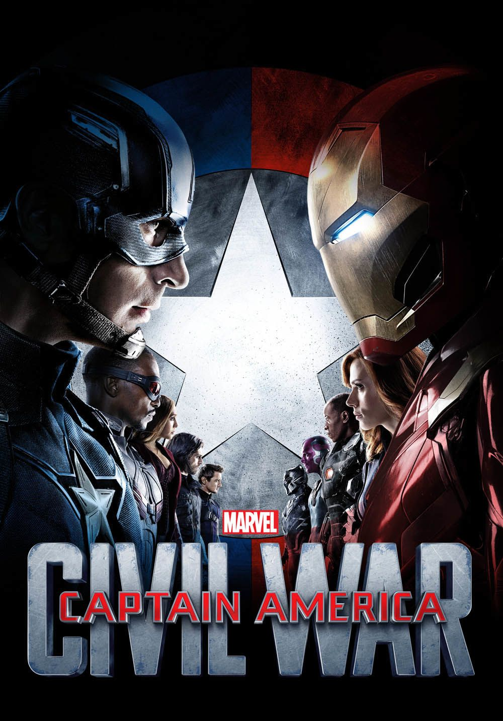 Captain America Civil War New Poster Merveilleux Captain