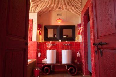 Awesome Salle De Bain Tadelakt Rouge Contemporary - Amazing Design ...